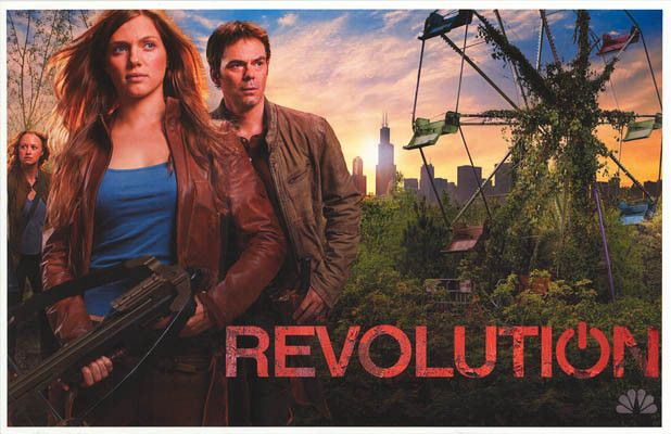 Revolution Cast TV Show Poster 11x17