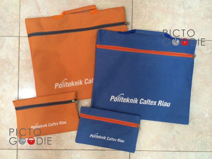 Tas Organizer - Politeknik Caltex