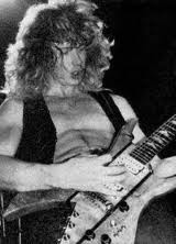 Thats a pic of the BC RICH Dave Mustaine W/Metallica - Megadeath