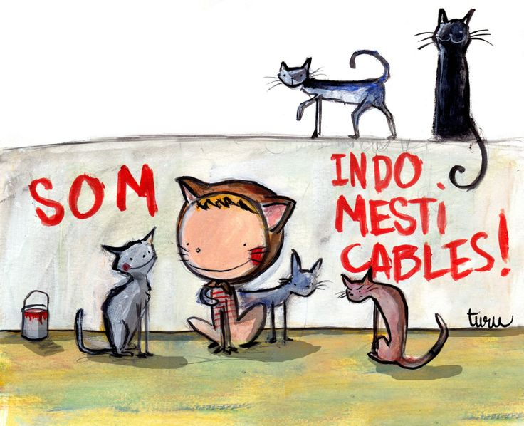 Som indomesticables!