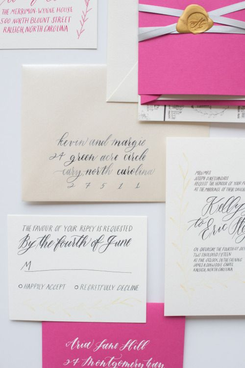 Reply cards - why they're important! Plus tips on how to make your RSVP card one to remember.