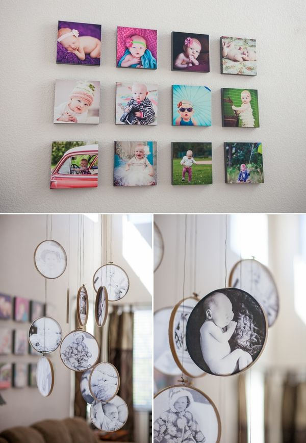 baby's first birthday photo shoot ideas | ... first birthday party is jammed packed with vintage delicious details