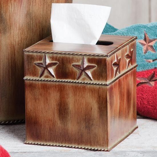Best Rustic Tissue Box Holders Ideas On Pinterest Half