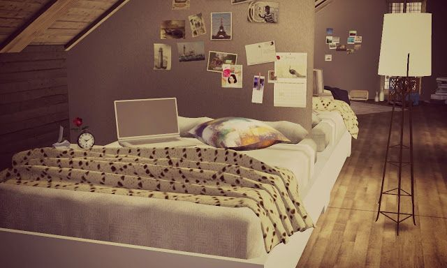 My Sims 3 Blog: Melodie Apartment by Fireflycreations