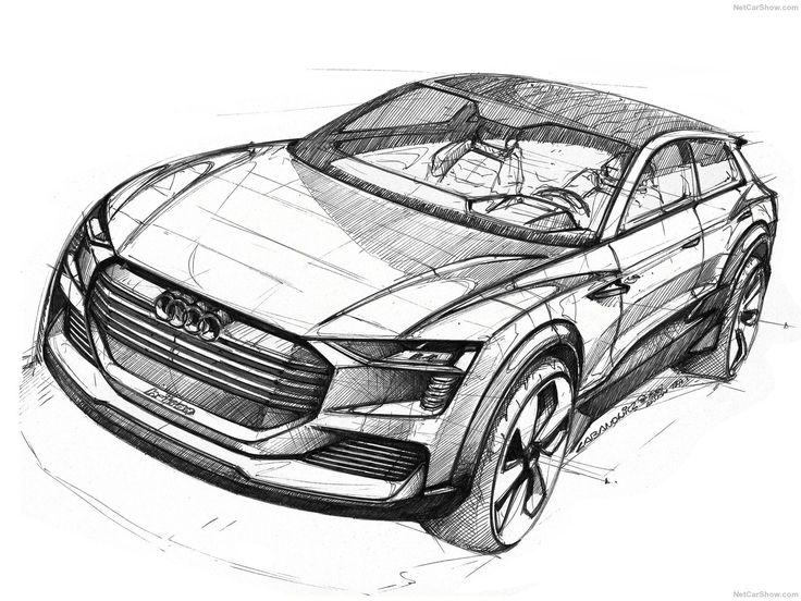Audi h-tron quattro Concept 2016