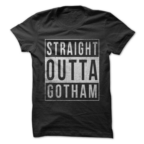 Ahh Batman, best super hero ever right? Show your humor and love for Batman with this great shirt.