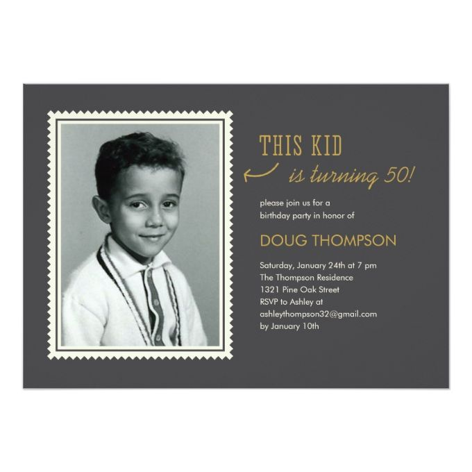 1404 best 60th birthday invitations images on pinterest 60th birthday photo invitations for adults filmwisefo