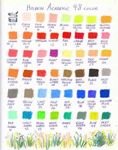 250 Best Images About 101 Oil Pastels On Pinterest