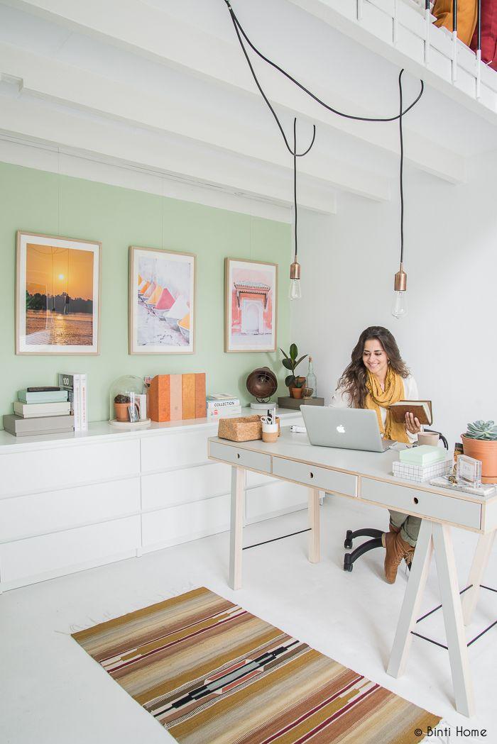 25 beste idee n over kantoor aan huis decor op pinterest studeerkamer decor appartement - Mijn home design ...