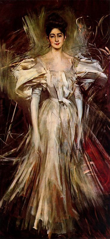 Giovanni Boldini (Ferrara, Italy; 31 December 1842 – Paris, France; 11 July 1931)