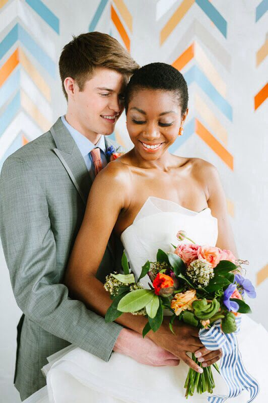 Interracial Weddings 109