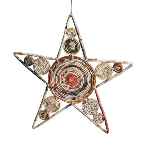 Good News Star Ornament - Ornaments & Accessories - Holiday - Products