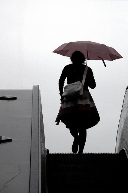 into the rain by dzaky_cz, via Flickr