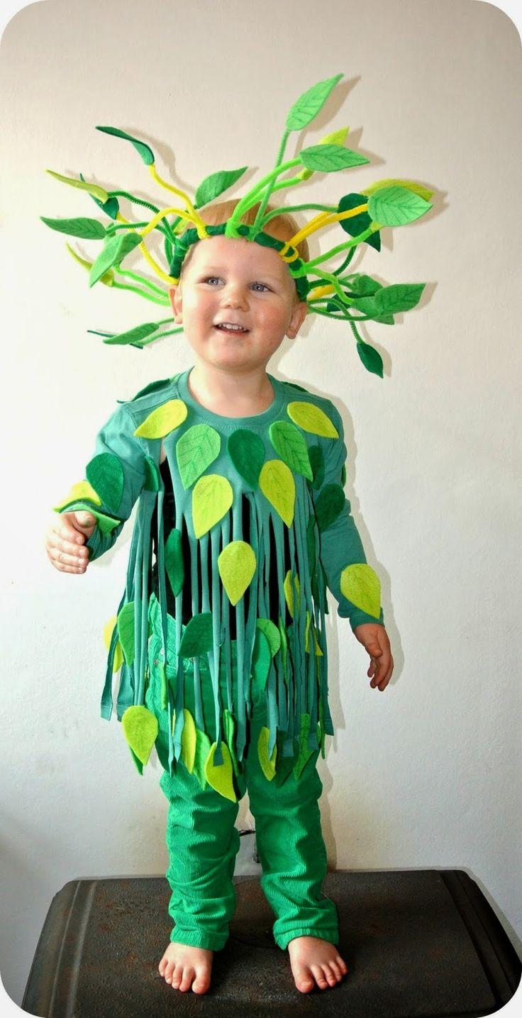 Miss Wobie: Een groen blaadje!