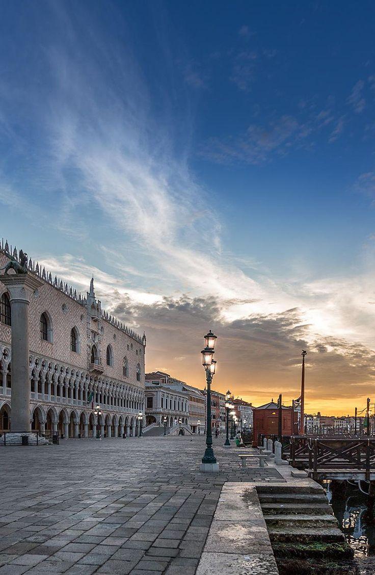 Piazza San Marco in Venice - Veneto, Italy