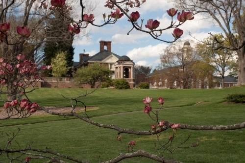 Sweet Briar College in Sweet Briar, Virginia. Soooo beautiful!  Like mother, like daughter ?