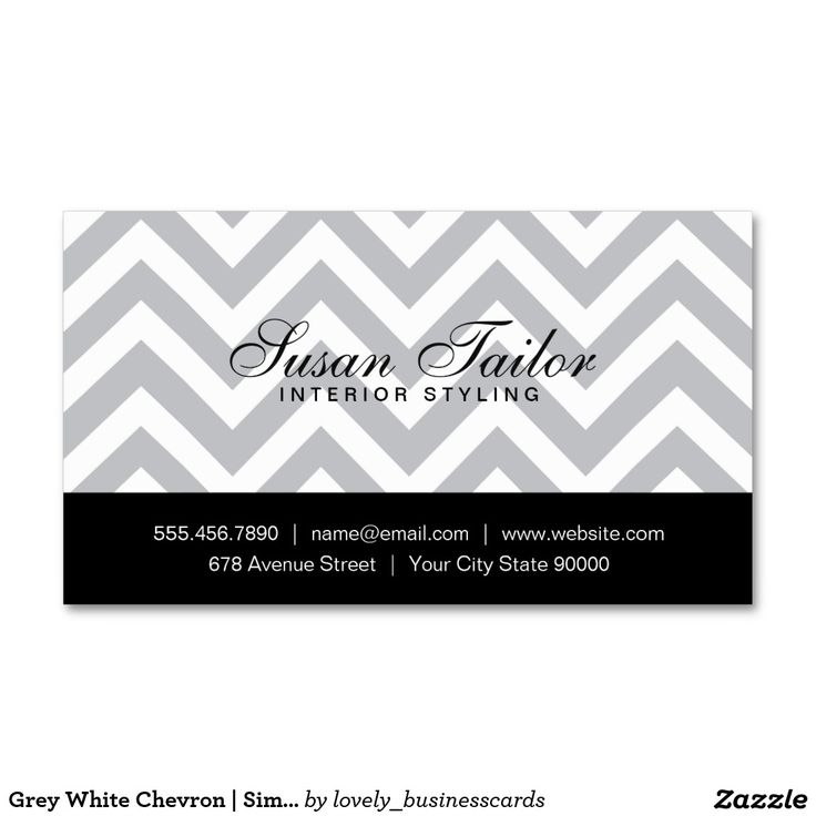 11 best Pattern Business Cards images on Pinterest | Business ...