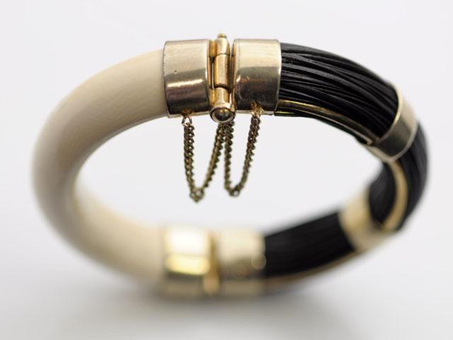 7 best Vintage Ivory Jewelry images on Pinterest Charm bracelets