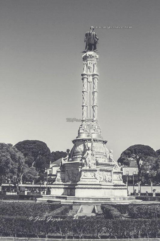 Jardín de Vasco da Gama, espacio verde, construido en el siglo XIX  en una de las áreas más bonitas de la cosmopolita Lisboa, en el barrio de Belém. Portugal