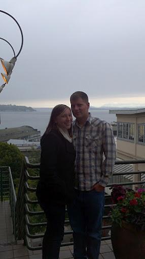 Robby and Jennifer