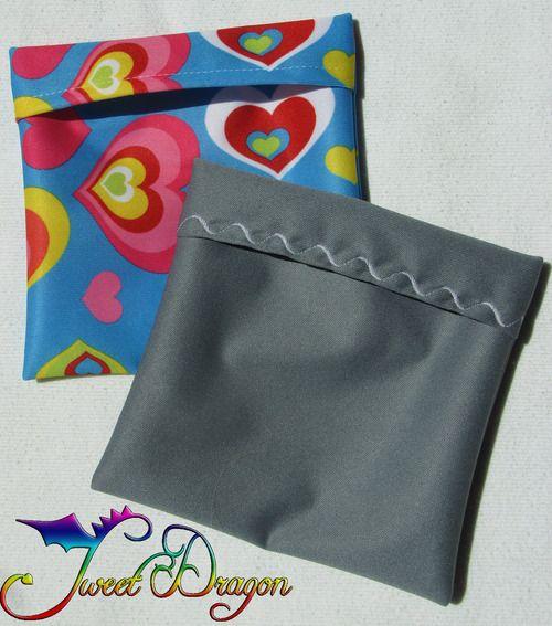 Sweet Dragon / Pad Wrapper Tutorial