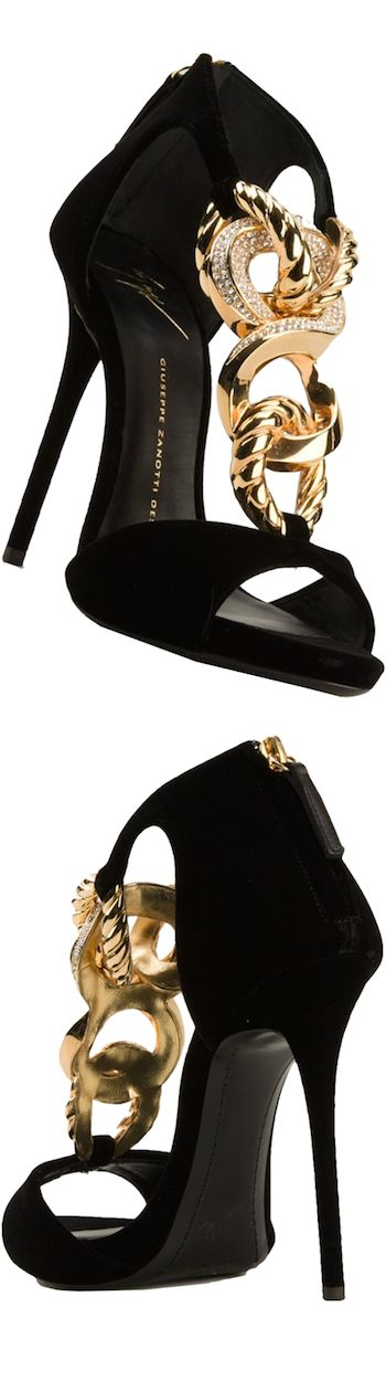 GIUSEPPE ZANOTTI DESIGN embellished sandals LOOKandLOVEwithLOLO: Step it up with A Statement-Making Sandal or Pump!