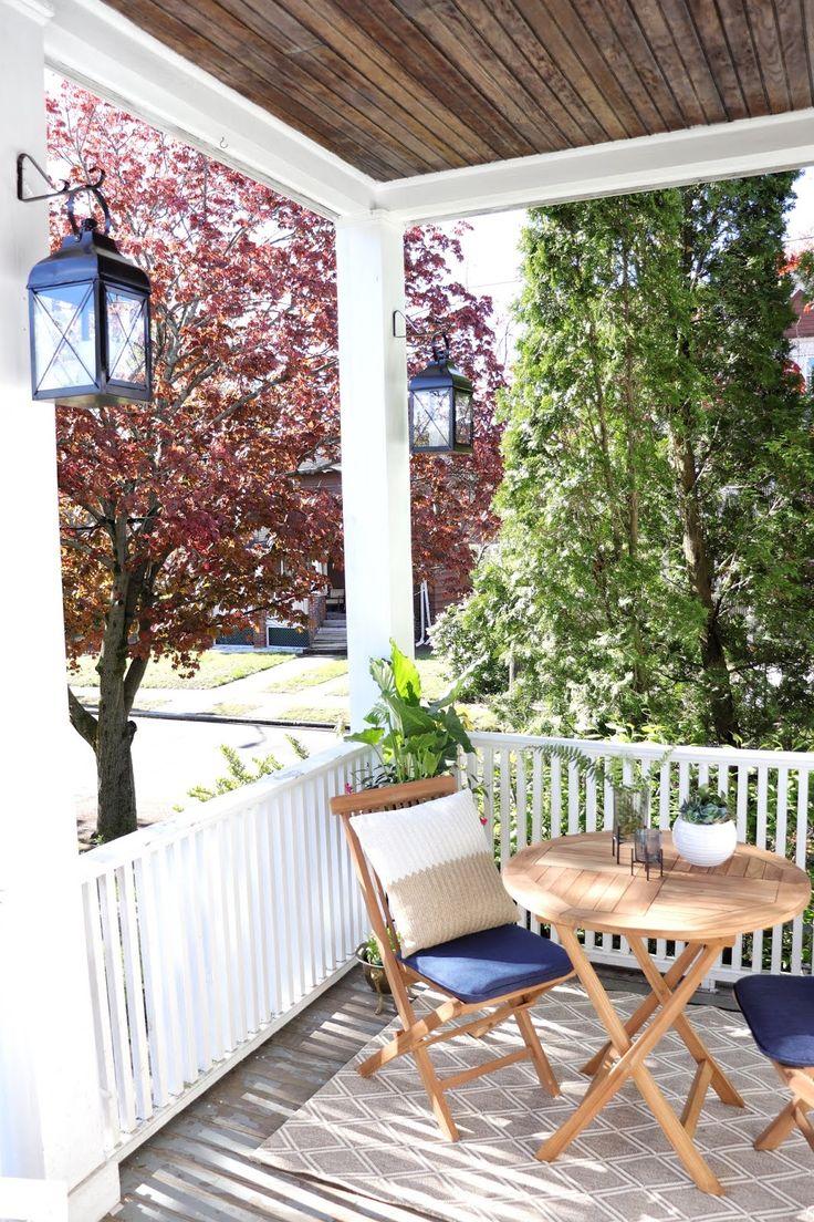 Mini Spring Porch Refresh - Made by Carli in 2020 | Spring ...