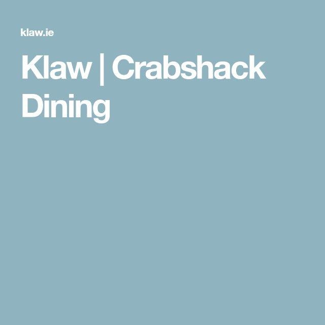 Klaw | Crabshack Dining