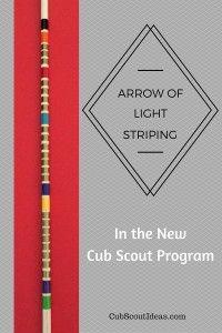 Arrow of Light Arrow Striping                                                                                                                                                                                 More