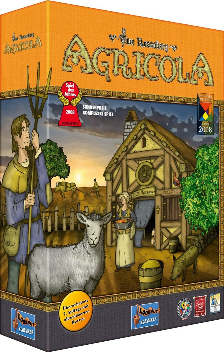 Agricola                                     (Temporairement indisponible)