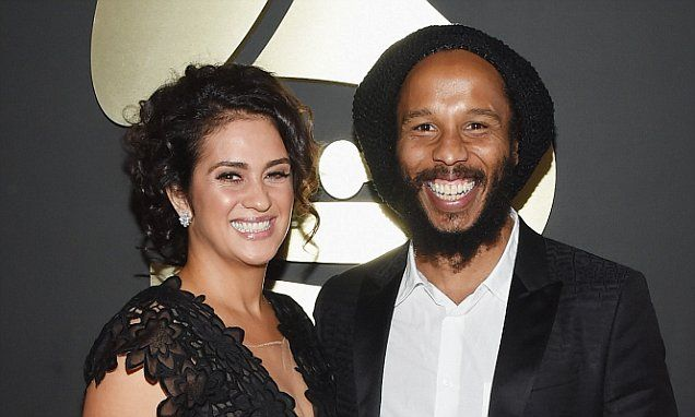 Ziggy Marley and wife Orly welcome fourth child together