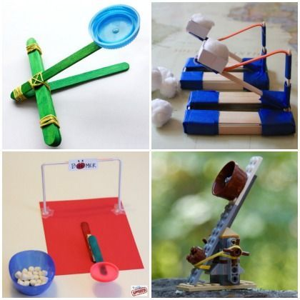 12 Catapult Crafts (Your Kids Will Flip) - Play Ideas