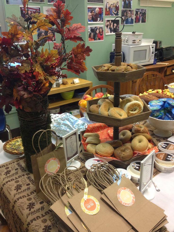 Out Went the Light: Catch Up - Teacher Appreciation Breakfast