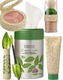 Love Physicians Formula Organic Wear for makeup