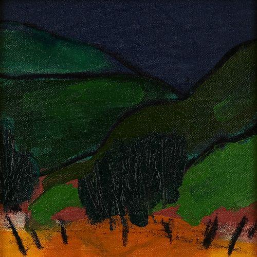 Landscape oil painting 07-075