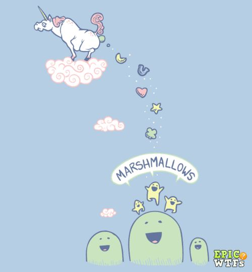 Where those Lucky Charm marshmallows really come from!