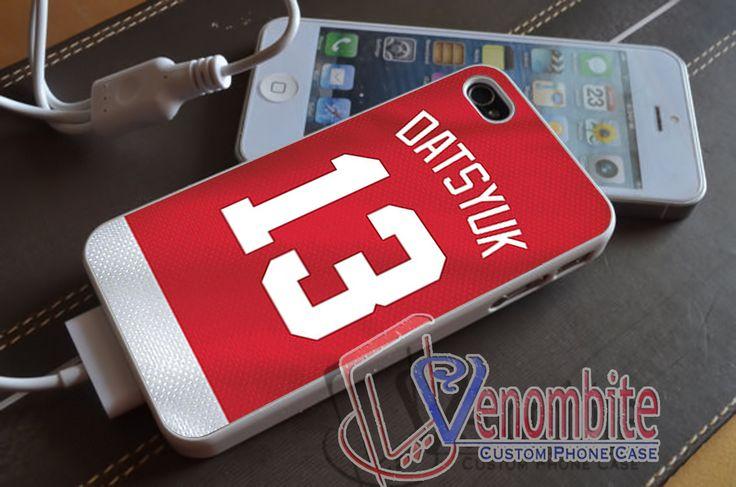 Pavel Datsyuk Detroit Red Wings Case - iPhone , iPad, Samsung Galaxy & HTC Cases