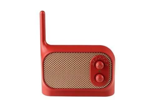 The Lexon Mezzo Transistor Has a Vintage Looks with Modern Practicality #decor trendhunter.com