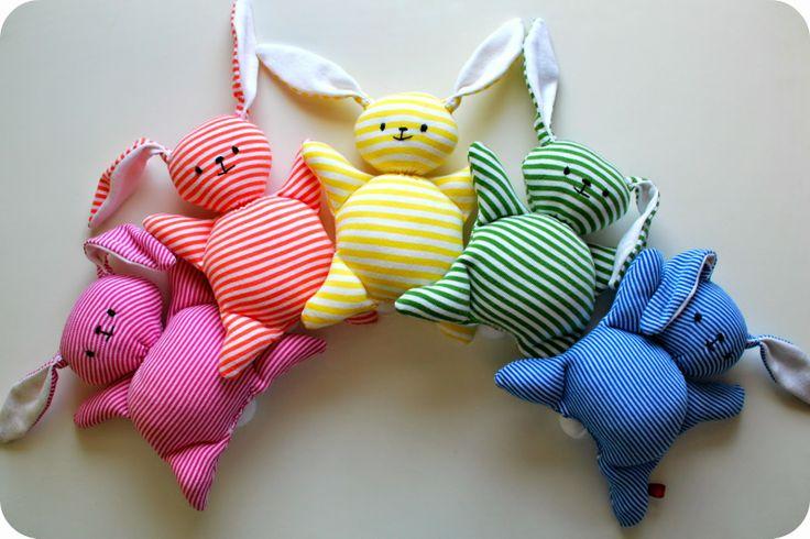 Mooshy Belly Bunnies