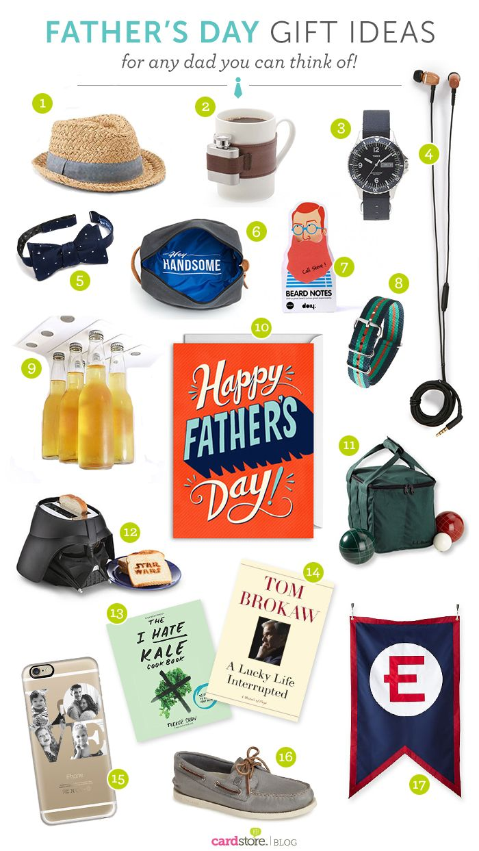 The Best Fathers Day Gift Ideas For A Man Who Has Everything!