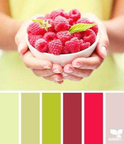 color fresh - voor meer kleurinspiratie en kleurentrends check ook http://www.wonenonline.nl/interieur-inrichten/kleuren-trends-2014/ eens