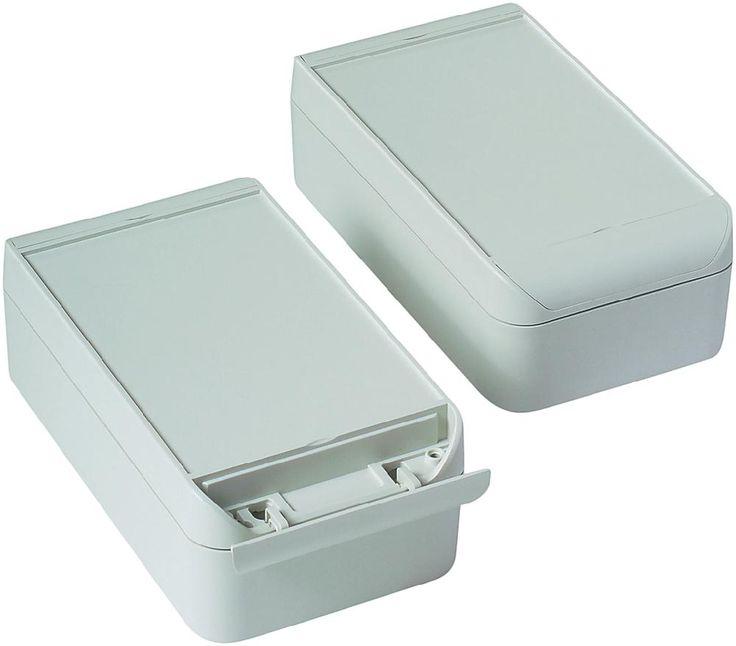 Universal-Gehäuse ASA+PC Licht-Grau (RAL 7035) 160 x 130 x 60 OKW SMART-BOX 1 St. im Conrad Online Shop