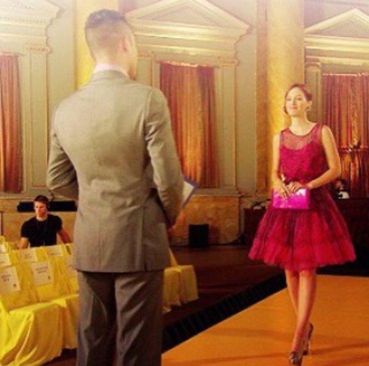 Chuck Bass And Blair Waldorf. Gossip Girl.