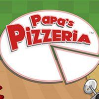Papa's Pizzeria is a recreational game with a cute art style. Make the tastiest pizzas possible and help the store grow more popular and have more customers.                  https://www.freegames66.com/papas-pizzeria