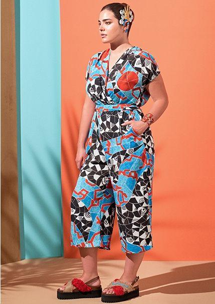 Marina Rinaldi Teams Up With Haitian-Italo Designer Stella Jean For A Spring Capsule Collection