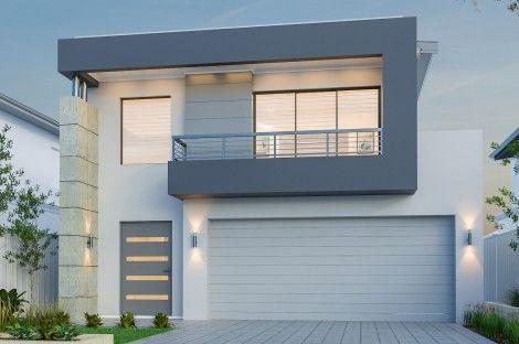 17 best ideas about double storey house plans on pinterest for Loft home designs perth
