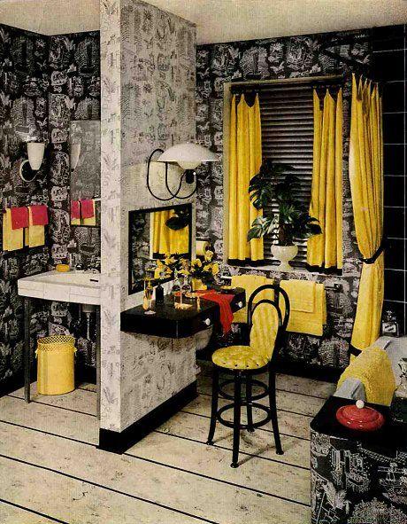 best 25+ 1950s bathroom ideas on pinterest   retro bathroom decor