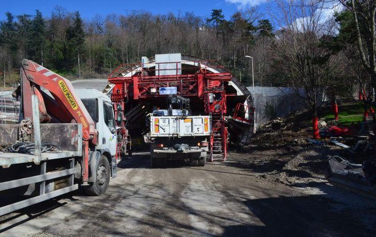 tunnel de la croix-rousse | ... : au coeur du chantier du tunnel de la Croix-Rousse – metronews