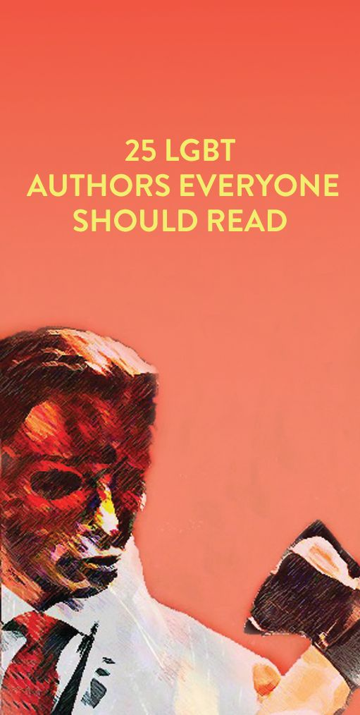 LGBT authors to read #books