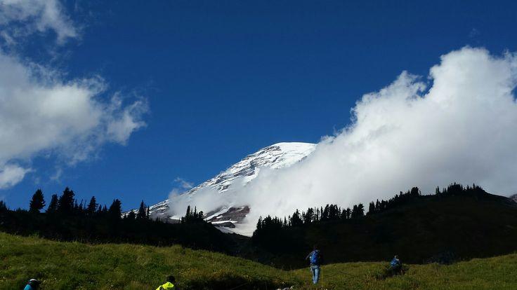Mount Rainier NP.  18 september 2016